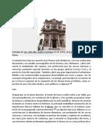 Arquitectura barroca archinformnet