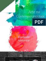 Artes Na Contemporaneidade PDF