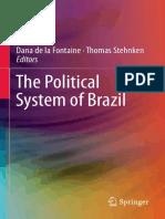 Dana de La Fontaine, Thomas Stehnken (Eds.)-The Political System of Brazil-Springer-Verlag Berlin Heidelberg (2016)