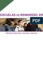 2007 Escuelas de Reingreso