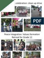 Peace Activities Palkan NHS