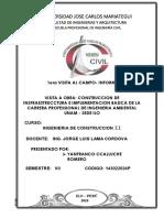 1er Informe Ingnieria de Construccion 2 - 2018 (Autoguardado)