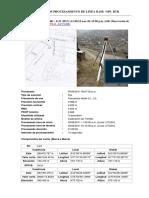 Informe de Procesamiento de Linea Base Gps Rtk