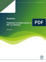 Tb Guideline Hiv