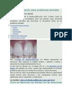 Biodescodificación Para Problemas Dentales
