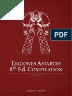 Legiones Astartes 8th Ed Compilation
