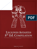 Legiones Astartes 8th Ed Compilation