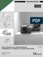 Sew Eurodrive - Drivers Movimot