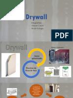 Sistema Drywall diapositiva explicativa