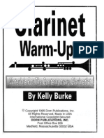 Clarinet Warm-Ups - Kelly Burke