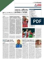 La Provincia Di Cremona 23-06-2018 - Serie B