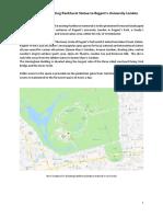 Pankhurst Statue Relocation Proposal