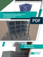 Brochure Diseño Geotecnico y Estructural de Sistemas de Cimentacion Para Edificaciones