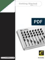 Manual Evolution Uc 33e
