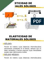 Semana1 Elasticidad de Materiales Solidos