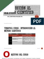 Presentación1_el Conocimiento Científico
