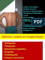 Semiologia Radiologica del Torax  - Patrones