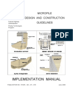 [02745] - Micropile  Design and Construction Guidelines - Implementation Manual  - FHWA.pdf