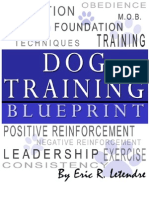 Dog Training Blueprint