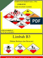 DESAIN LIMBAH B3