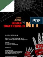 Laporan Infografik Human Trafficking Nusa Tenggara Timur (2018)