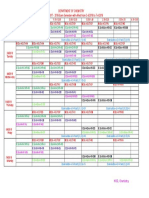 dept-time table-from 2-4-2018 to 13-4-2018