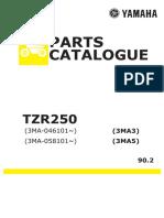 3MA3-5 Parts Catalogue Jp