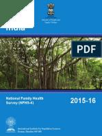 Nfhs 4 Report
