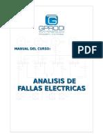 Análisis de Fallas Eléctricas(Manual Del Paricipante)