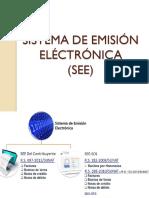 Sistema de Emisión Electrónica - SUNAT