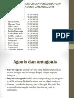 KIMED ANTAGONIS ppt