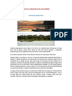 Lugares Turísticos de La Provincia de Sucumbíos