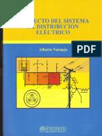 LIBRO Proyecto Del Sistema de Distribución Eléctrico - Alberto Naranjo