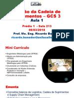 GCS 3 - AULA 1