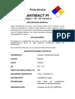 Antibact PI I-30-04