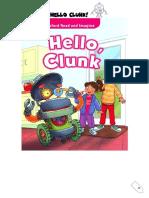 2. Hello Clunk Word