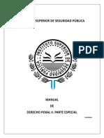 Manual de Derecho Penal II Parte Especial CFIAOPCBA(1)