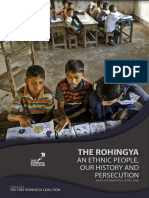 The Rohingya - The Ethnic People, Our History and Persecution