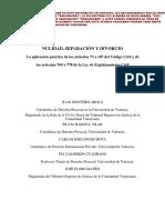 NULIDAD, SEPARACION Y DIVORCIO - JUAN MONTERO AROCA.pdf