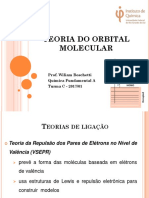 Aula 9 - Teoria Do Orbital Molecular