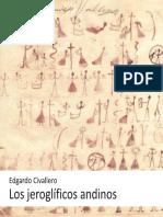 Los jeroglíficos andinos