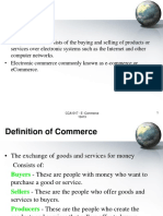 E Commerce Introduction