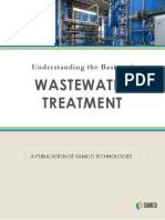 Understanding the Basics of Wastewater Treatment