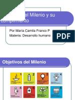 Objetivos del milenio.ppt
