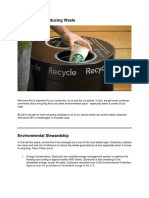 Recycling and Reducing Waste.docx