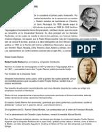 Biografia de Compositores Hondureños