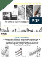 Andamios Multiderccional Brio 2013 - ULMA