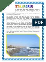 La Costa Del Peru
