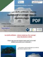 Récifs Artificiels Monaco par Patrice Francour
