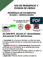 Bloque 1 - Generalidades